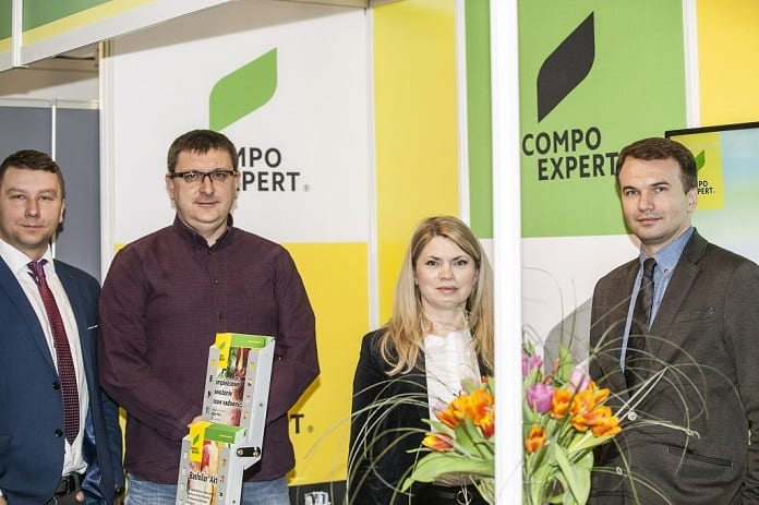 Stoisko firmy Compo Expert