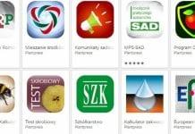 Nowe bezpłatne aplikacje sadownicze