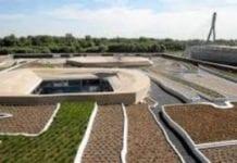 Otwarto ogród na dachu Kopernika