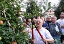 Spotkanie sadowników w Chynowie
