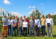 Dwa sadownicze dni w Belgii