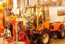 Interpoma – nowości maszynowe dla sadownictwa