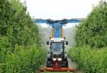 Nowa wystawa maszyn rolniczych