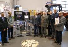 Złoty medal na taragch Polagra-Premiery dla maszyny z branży leśnej
