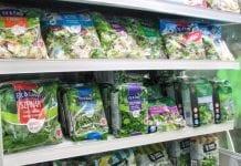Warzywa minimalnie przetworzone