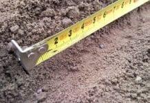 Siew nasion na właściwym poziomie