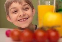Kształtowanie u dzieci zdrowych nawyków żywieniowych