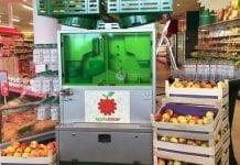 Nowość w marketach. Maszyny wyciskające sok z jabłek