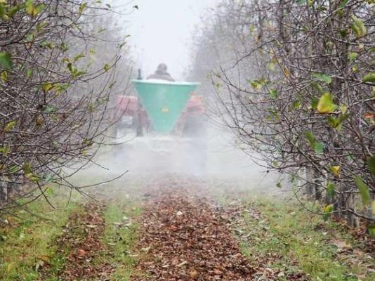 Dofinansowanie do wapnowania gleb
