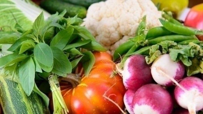 ceny warzyw