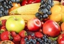 Wynikowy szacunek zbiorów owoców