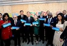 Obchody Światowego Dnia Żywności na Expo