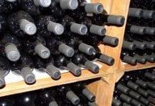 Wino w skrzynkach