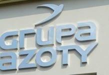 Grupa Azoty miała w III kwartale 1,9 mln zł straty netto