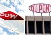 DuPont i Dow Chemical – fuzja gigantów potwierdzona