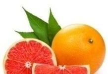 Grapefruit pomaga leczyć