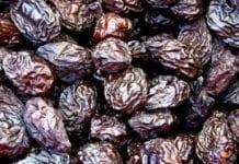 Eksport chilijskich suszonych śliwek