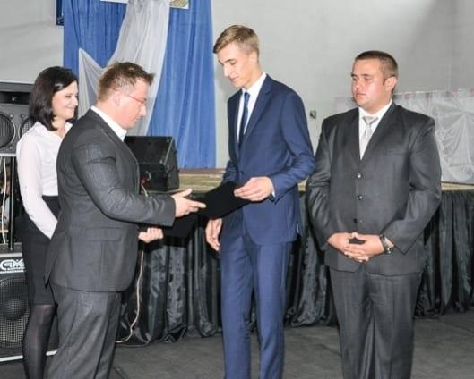 prezes Zarządu firmy Generiks oraz Anna Modzelewska