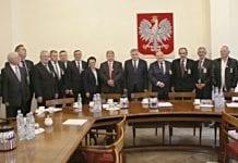Spotkanie z okazji jubileuszu Praskiej Giełdy Spożywczej
