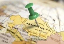ajwiększy sad Kazachstanu – we współpracy z Polakami