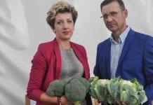 Kalafiory i brokuły na wschodzie Polski