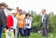Letnie wykłady warzywnicze w Skierniewicach