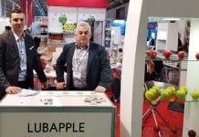 LubApple na targach Food Expo 2018