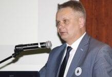 Miroslaw Maliszewski z ZSRP komentuje dzisiejszy protest rolniczy Agrounii w Warszawie