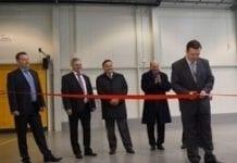 Uroczyste otwarcie nowego obiektu na Nizinie Nadwiślańskiej