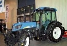 New Holland T4050 F