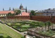 Królewskie ogrody na nowej trasie zwiedzania Wawelu