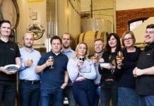 Na targach Fruit Logistica będą promować borówkowe piwo