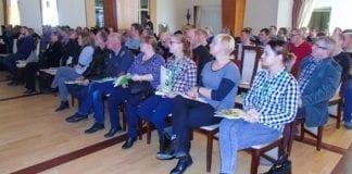 Seminarium ogórkowe w Opatówku