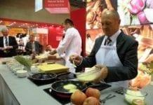 Polska żywność na targach w Korei
