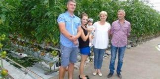Pomidorowe spotkanie w Skarszewie