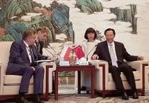 Spotkanie ministrów rolnictwa Polski i Chin