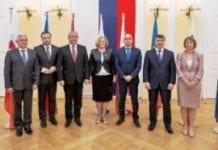 Spotkanie ministrów rolnictwa Grupy Wyszehradzkiej