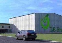 Inwestycja TB Fruit w Annopolu