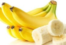 Statystyczny Polak zjada średnio 7 kg bananów rocznie