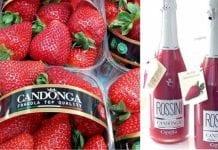 Truskawka Candonga w wersji alkoholowej