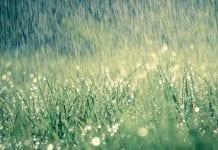 W 2 dni spadnie tyle deszczu, ile powinno przez cały kwiecień