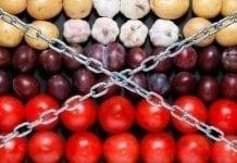 Embargo na żywność kosztowało Rosjan 400 mld rubli