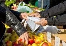 W IV kw. niewielki sezonowy wzrost cen żywności