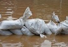 W środę rozpoczną się ulewy, które mogą spowodować powódź