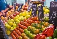 Najpopularniejsze owoce i warzywa w UE