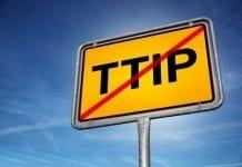 W Niemczech protest  przeciw TTIP