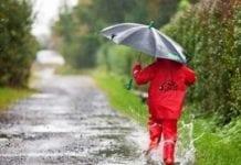 Przechodzą ulewy, które mogą spowodować powódź
