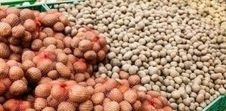 Ukraińskie ziemniaki nadal najtańsze w regionie