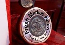 Kto otrzymał nagrodę Fresh Market Award 2017?