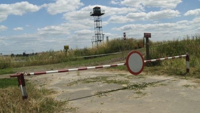 Na granicy z Rosja